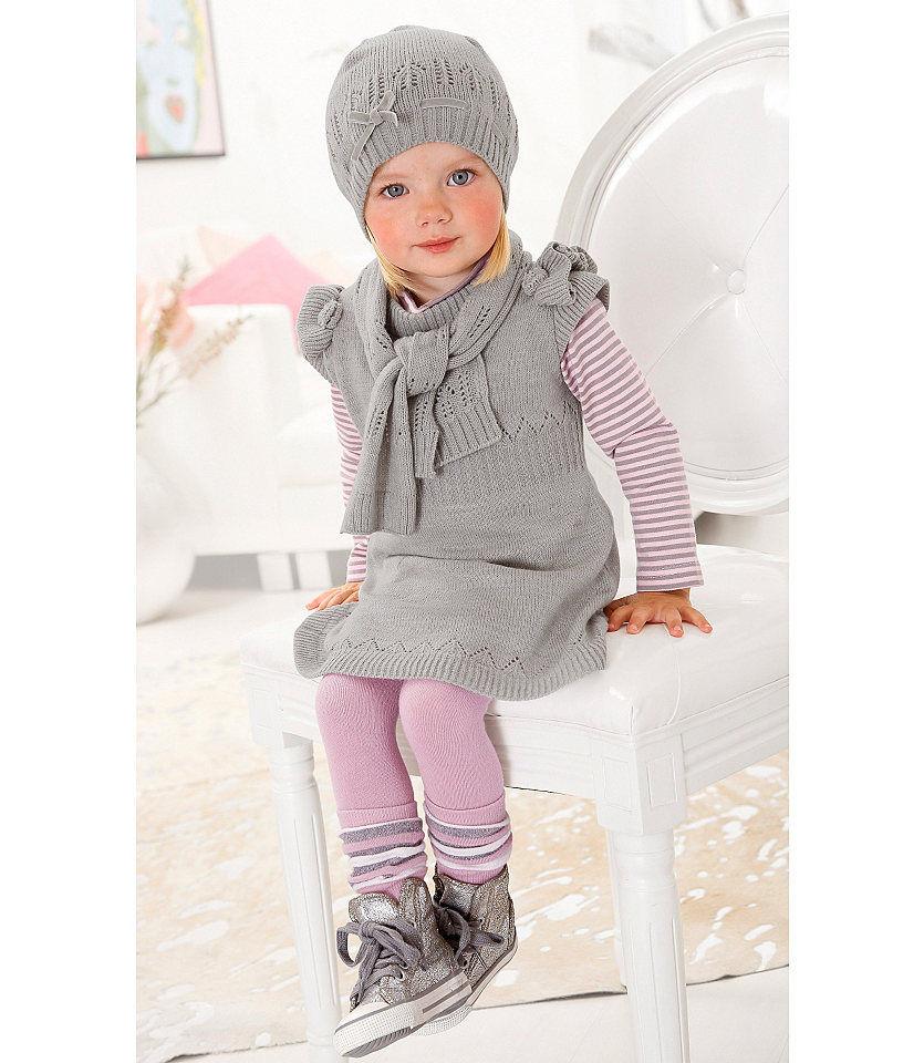 детки в вязаной одежде 15 красивых и стильных нарядов для малышей