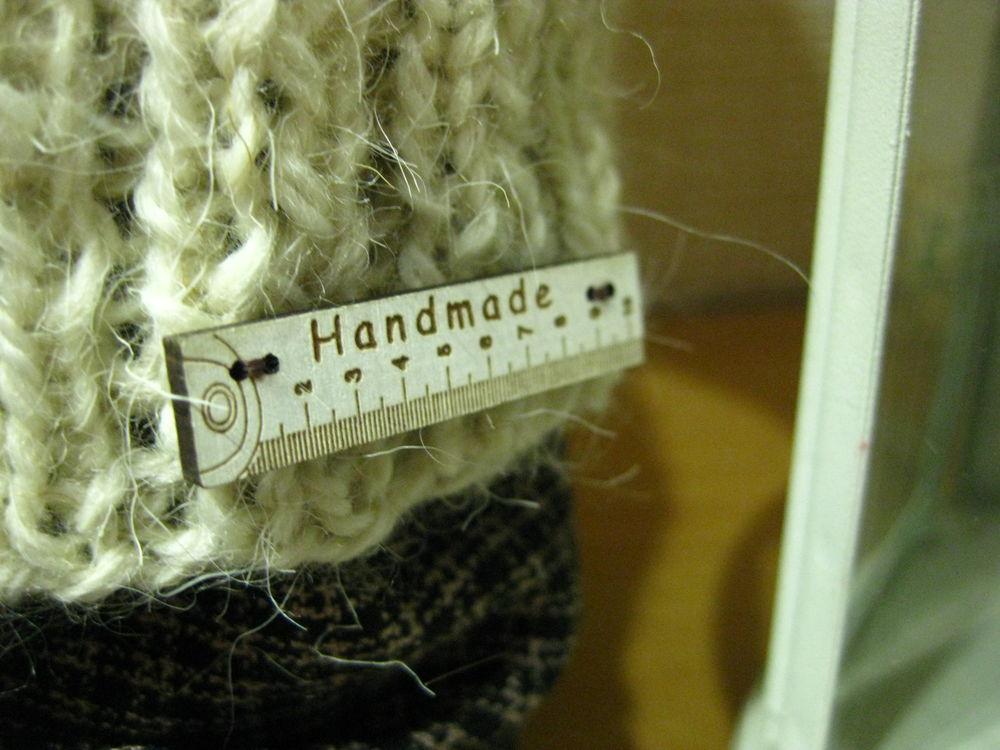 эльф, лучший подарок, вязание