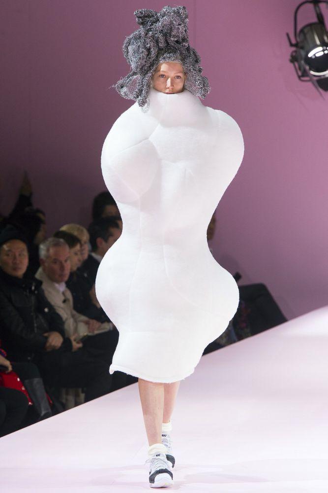 модный показ