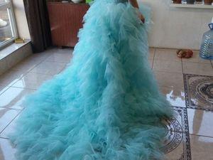 свадебное и вечернее платье. Ярмарка Мастеров - ручная работа, handmade.