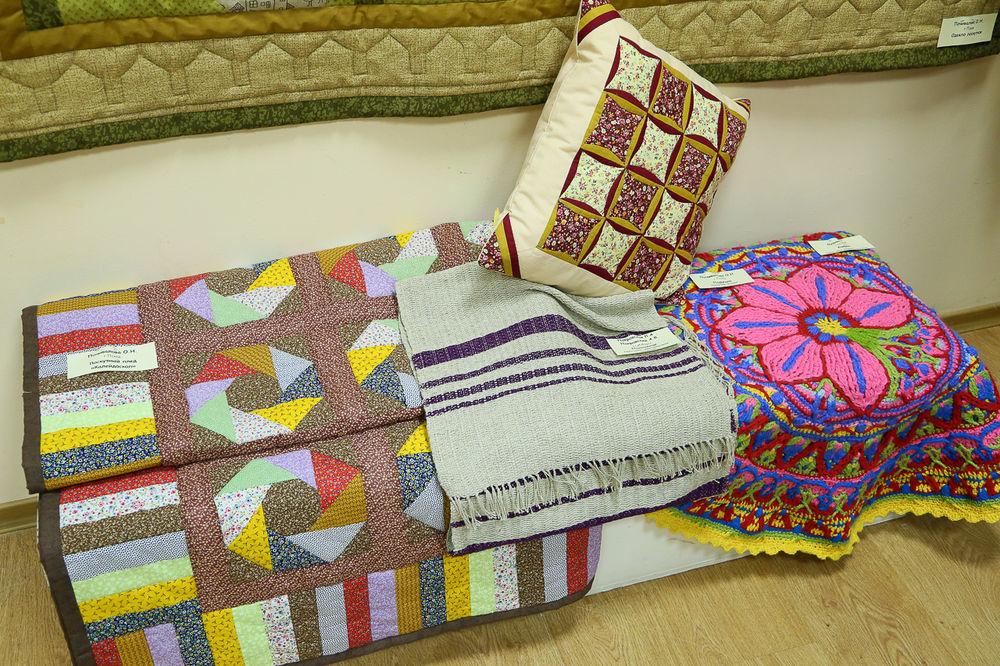 выставка, квилт, текстиль