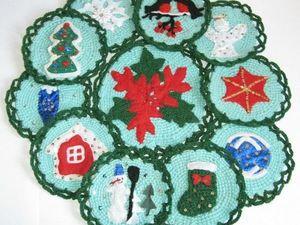 """Новогодний набор """"Рождество"""". Ярмарка Мастеров - ручная работа, handmade."""