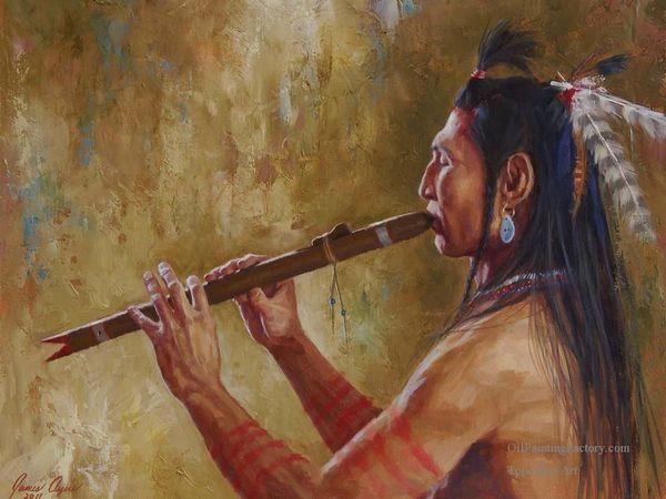 Песня индейцев - общение с духами Природы   Ярмарка Мастеров - ручная работа, handmade