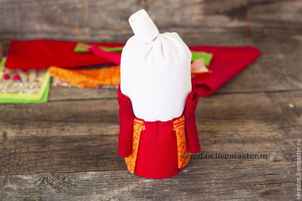 Создаем народную куклу-оберег «Крупеничка» - Ярмарка Мастеров - ручная работа, handmade