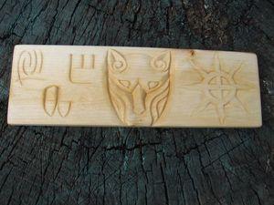 Древние знаки Вельдруссии. Ярмарка Мастеров - ручная работа, handmade.