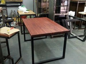 Стол лофт. Стол в стиле лофт. Стол в стиле лофт от производителя. | Ярмарка Мастеров - ручная работа, handmade