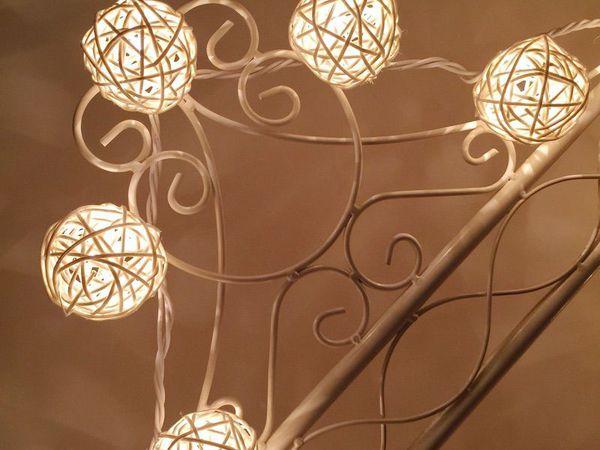 Гирлянды это не только украшение на Новый год   Ярмарка Мастеров - ручная работа, handmade