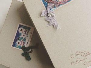 Упаковка игрушек. Ярмарка Мастеров - ручная работа, handmade.