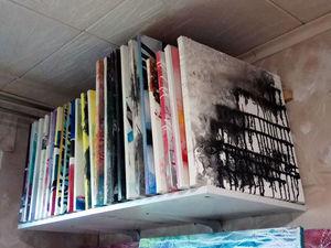 Как хранить картины: идеи и бюджетное воплощение. Ярмарка Мастеров - ручная работа, handmade.