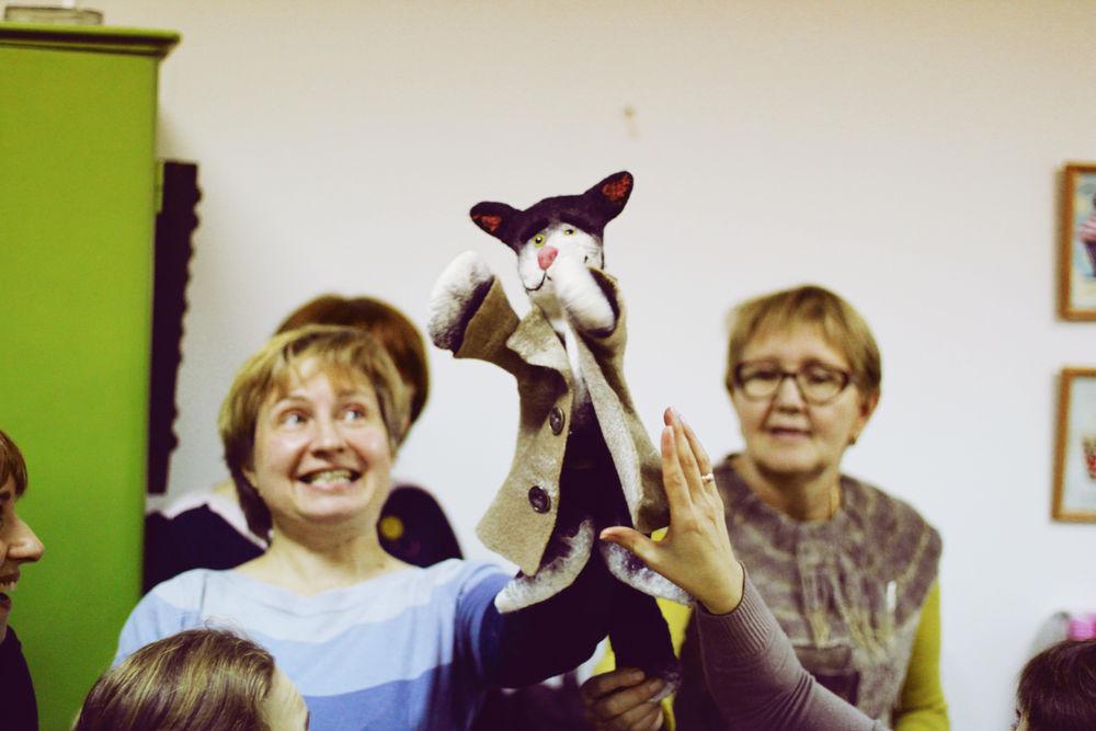 Фото о встречи, посвященной открытию Школы Войлока, фото № 19