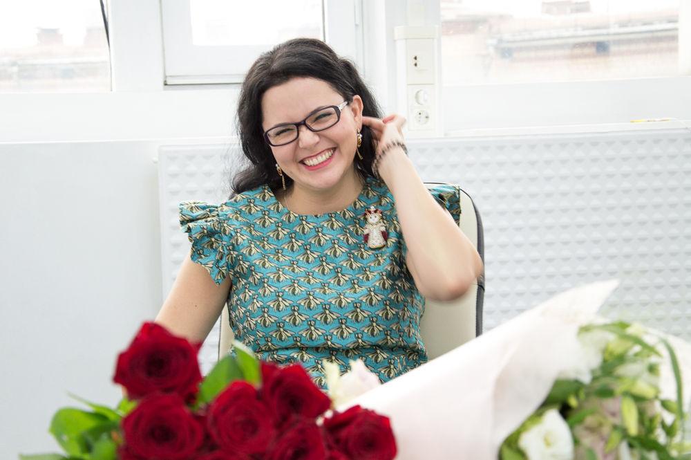 Открытие моей школы вышивки в Москве!, фото № 19