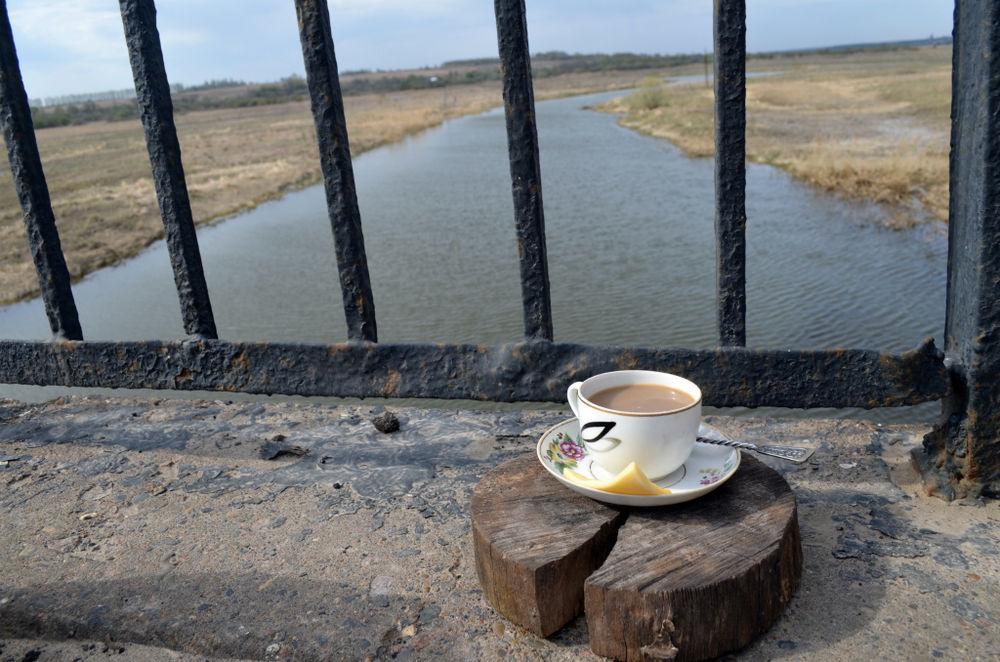 Мост между дерявнями ,как встреча с прошлым., фото № 3