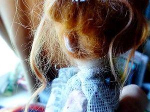 Сюзи, осенний лисёнок. Ярмарка Мастеров - ручная работа, handmade.