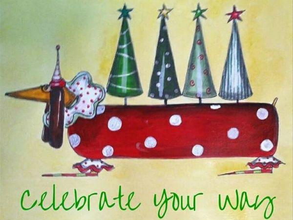 Новогодние работы | Ярмарка Мастеров - ручная работа, handmade