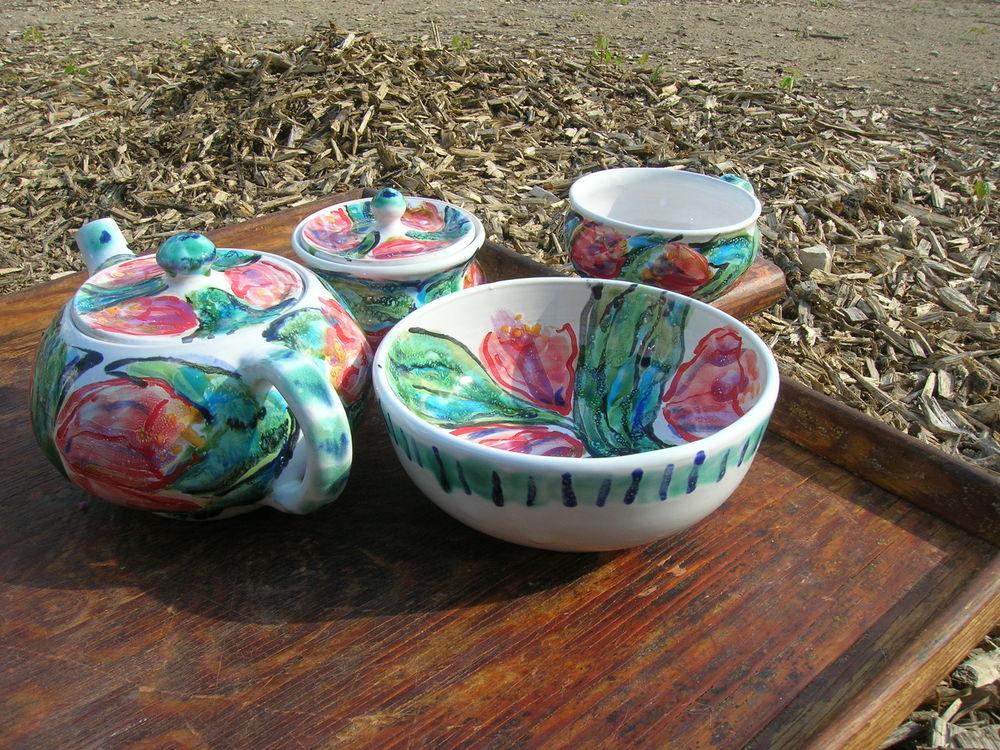 greenfox's pots