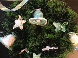 Создаем рождественский венок. Ярмарка Мастеров - ручная работа, handmade.