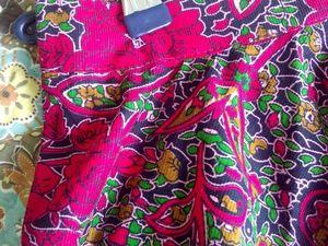 Вельветовые юбки прекрасных расцветок : шьем. Ярмарка Мастеров - ручная работа, handmade.