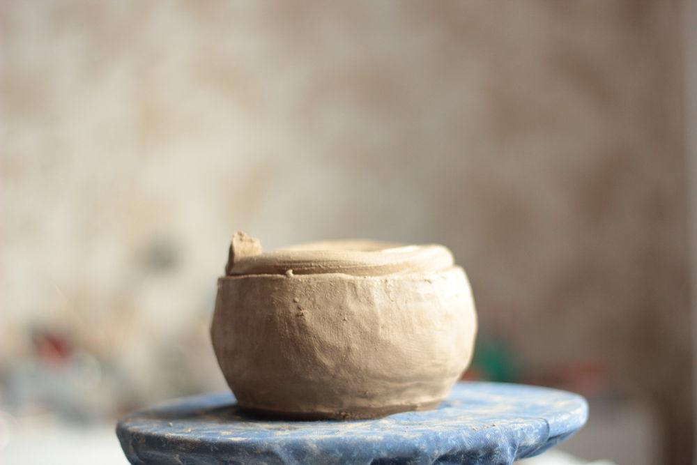 керамика, ручная работа, глина