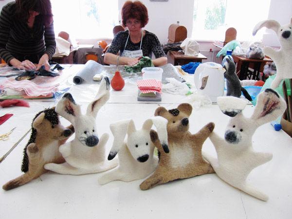 ежики и зайцы