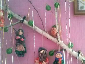 Конкурс Моя прекрасная Ёлка от Натальи Monologia N   Ярмарка Мастеров - ручная работа, handmade