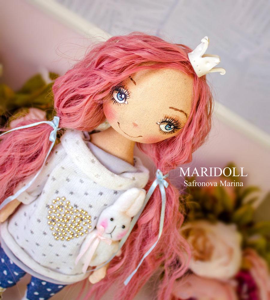 купить куклу в подарок, купить авторская кукла