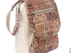 СУПЕРРозыгрыш рюкзачка Тоторо и Сумки-рюкзака