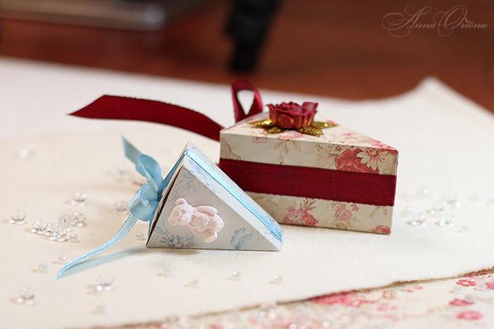 упаковка подарка, видео-урок