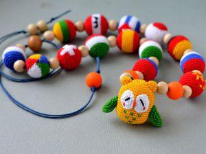 Создаем кругосветные слингобусы с совенком. Ярмарка Мастеров - ручная работа, handmade.