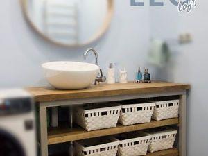 Стол в ванную комнату. Ярмарка Мастеров - ручная работа, handmade.