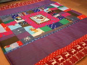 Розыгрыш новогоднего коврика