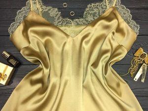Gold Lace Top _ Золотой топ с кружевом. Ярмарка Мастеров - ручная работа, handmade.