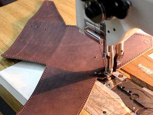 Проводим индивидуальные мастер классы по пошиву кожгалантереи. | Ярмарка Мастеров - ручная работа, handmade