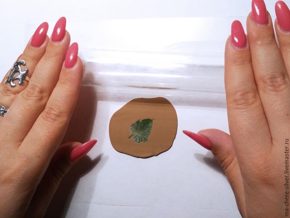 Make Fall Pumpkin From Plastic Bronze, фото № 9