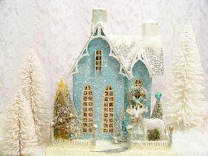 Handmade Christmas Decorations: 40 Original And Cute Ideas. Livemaster - handmade