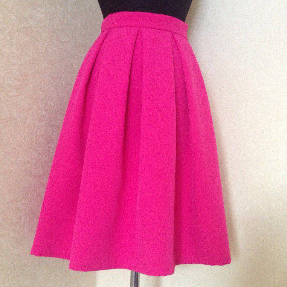 юбка мини, пышная юбка, синяя юбка, фиолетовая юбка, сиреневая юбка