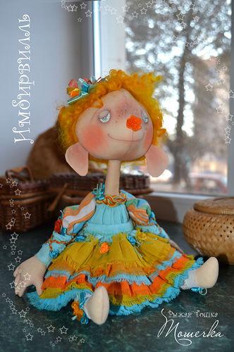 бохо-кукла