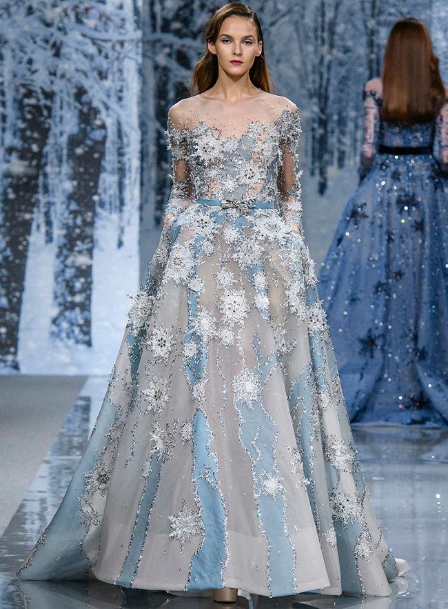 Стиль Снежной королевы — ледяная красота!