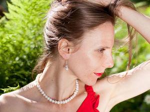 Почему жемчуг стоит носить замужним женщинам?. Ярмарка Мастеров - ручная работа, handmade.
