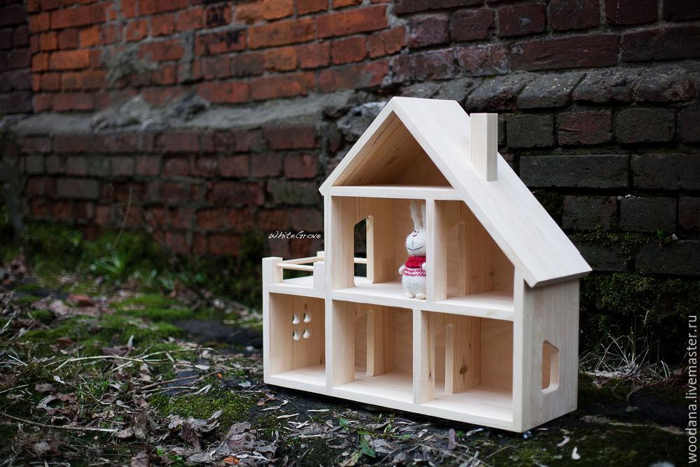 Создаем кукольный домик своими руками, фото № 39