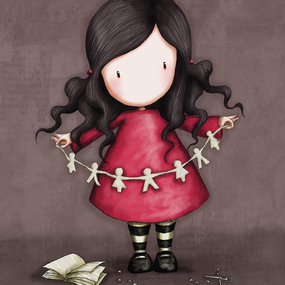 кукла в подарок, кукла своими руками