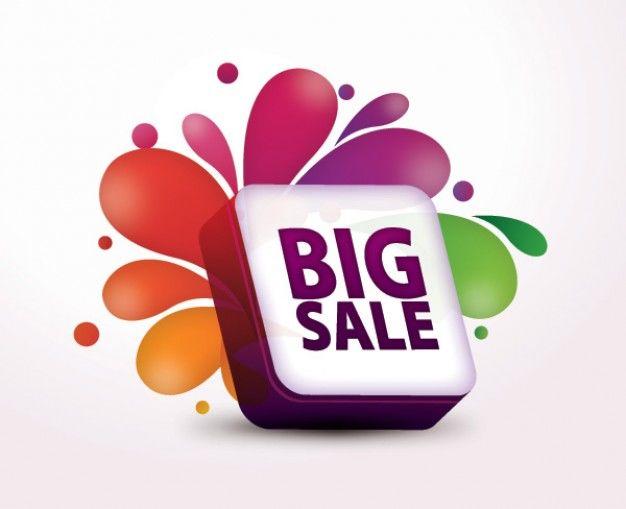 big sale, распродажа, скидки, акция