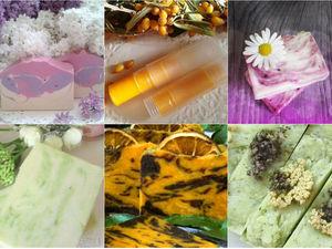 ПРОДАН!!! Разыгрывается набор натурального мыла в помощь Полечке!. Ярмарка Мастеров - ручная работа, handmade.