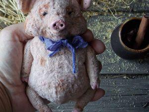 Свинская кадриль , анонс шепотом). Ярмарка Мастеров - ручная работа, handmade.