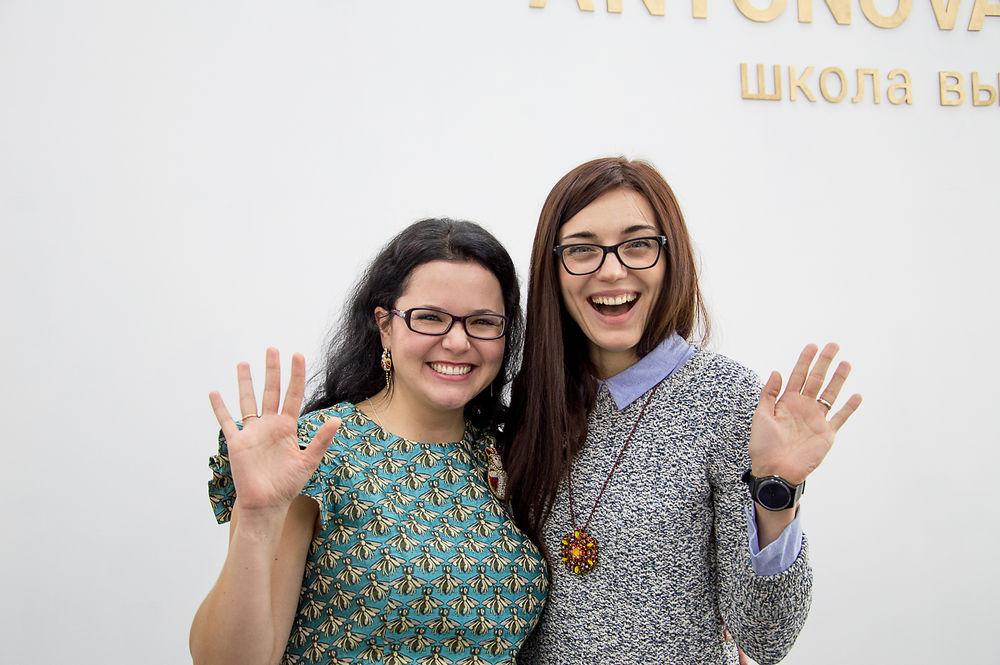 Открытие моей школы вышивки в Москве!, фото № 18