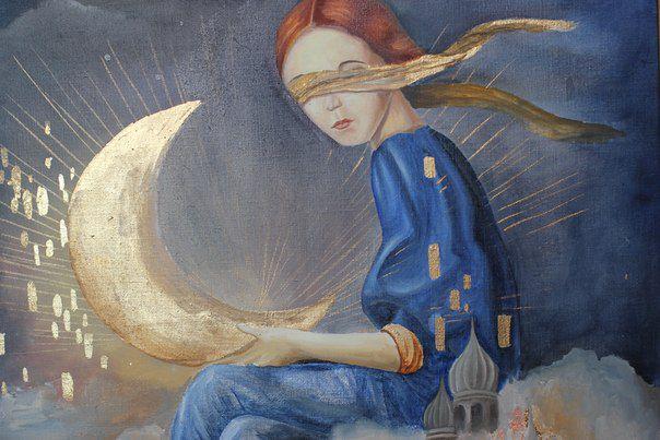 Курс Поталевая живопись: мистическое сияние Вашего интерьера, фото № 6