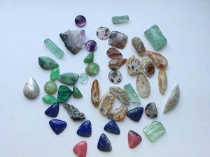 Пополнение моей коллекции минералов | Ярмарка Мастеров - ручная работа, handmade