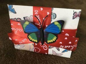 Видео мастер-класс: как сделать подарочный картонный конверт без клея. Ярмарка Мастеров - ручная работа, handmade.