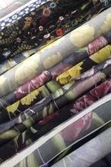 новинки магазина, шифон италия, цветочный принт, дольче габбана, платье шелковое