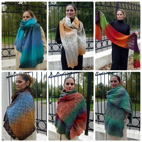 подарки к новому году, подарки любимым, подарки к праздникам, вязаный шарф