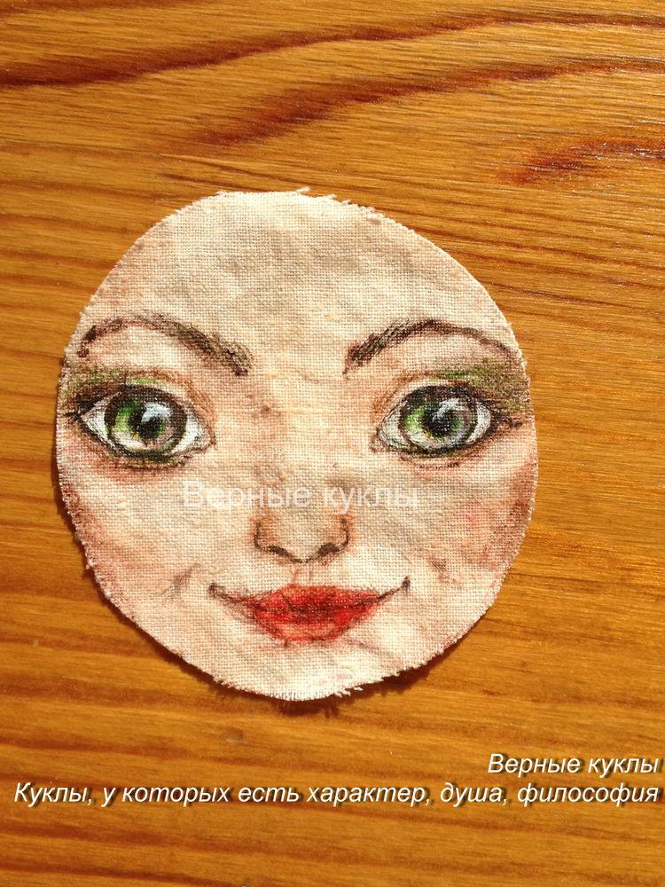 как рисовать лицо кукле, интерьерная кукла, верные куклы, интерьерная игрушка, кукла девочка